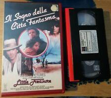 VHS - IL SOGNO DELLA CITTA' FANTASMA di Alan Sharp [RCA]