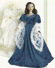 "Sewin Pattern gown wedding 15"" -16"" doll  fits Tonner 16"" fashion dolls Gene"