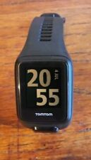 Tomtom Spark 3 Cardio GPS Multisport Watch - LargeNew Strap with charger.
