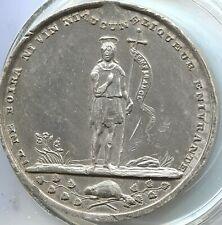 Canada - 1793  - Jesus On The Cross Temperance Medal - Lot EC# 2474