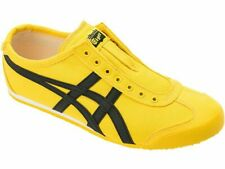 【DHL】Onitsuka Tiger MEXICO 66 SLIP-ON 1183A746 Yellow × Black asics from Japan