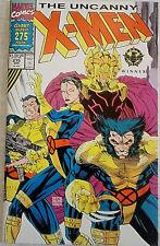 The Uncanny X-Men #275 (Marvel 1991) Chris Claremont, Jim Lee NM