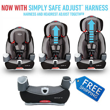 Graco Convertible 3 in 1 Multi Use Harness Booster Car Seat Baby Toddler Child
