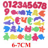 34Pcs Baby Bath Puzzles Foam Floating Toy Early learn EVA Animal LetterCBL