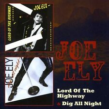 Joe Ely - Lord of the Highway / Dig All Night [New CD] UK - Import