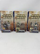Star Wars Clone Wars Yoda Anakin ARC Trooper Army Of The Republic Hasbro