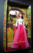 CAMPUS SWEETHEART BARBIE DOLL, VINTAGE REPRODUCTIONS, L9600, 2008, NRFB