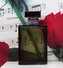 Romance Silver EDT Spray 3.4 Oz. By Ralph Lauren. Chipped Bottle.