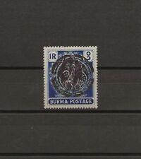 """BURMA 1942 SG J18 """"Jap Occ"""" MINT Cat £450 ."""