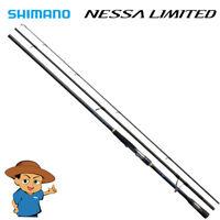 "Shimano NESSA LIMITED S104MH Medium Heavy 10'4"" fishing spinning rod 2018 model"