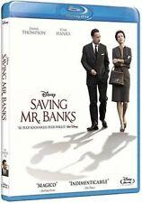 Blu Ray SAVING MR. BANKS - (2013) (Tom Hanks) .....NUOVO