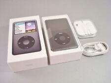 NEW Apple iPod classic 7th Generation Black 120 GB (Lastest Model) Warranty