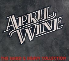 April Wine - Hard & Heavy Collection [New CD]