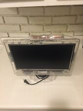 "15""Clear Tunes LED Clear TV With Remote"