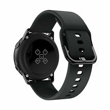 For Samsung Galaxy Watch Active 2 40/42/44mm Silicone Sport Band Bracelet Strap
