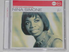 Nina Simone-My Baby Just Cares For Me-CD