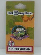 Walt Disney World 40th Anniversary Tomorrowland Huey Dewey Louie LE Pin