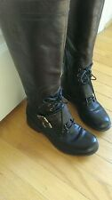 Timberland Unique Ladies Burgundy Boots size 6  Purchased in Europe Reg. $595.00