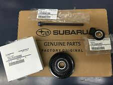 OEM Subaru A/C Pulley Adjuster & Bolt Kit Impreza Legacy Forester Outback WRX !!