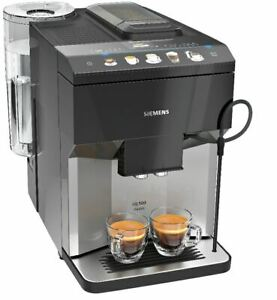 SIEMENS iQ500 TP503D04 - Kaffeevollautomat (Schwarz, Edelstahl) Neu -OVP-