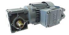 SEW W20 Elektrogetriebemotor Getriebemotor 3~ 29U/min 0,15kW M3A W20DT71K4