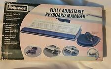 Fellows Fully Adjustable Keyboard Manager