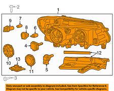 Chevrolet GM OEM 14-15 SS-Headlight Head Light Headlamp 92271623