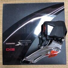 Shimano Deore XT fd-m8070 2x11 di2 desviadores nuevo original