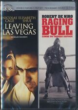 Leaving Las Vegas/Raging Bull: Double Feature (DVD, 2008, Canadian) BRAND NEW