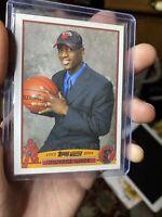Dwyane Wade 2003-04 Topps rookie basketball card RC #225 NM NBA Miami Heat