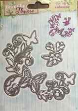 Studio Light bellissimi fiori taglio & Goffratura DIE stencilbf 02