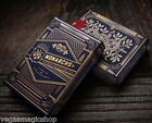 Monarchs Standard Blue Deck Playing Cards Poker Size Theory 11 USPCC New Sealed