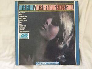 OTIS REDDING 'OTIS BLUE ' 1966 LP MONO A2/B2 Play tested