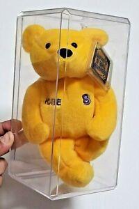 KOBE BRYANT LA Lakers Salvino's B-Ball Bammers 1999 NBA Plush Beanie Bear NWT