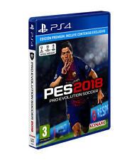 Videojuegos Pro Evolution Soccer Konami PAL