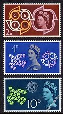 1961 CEPT Unmounted Mint European Postal Telecoms Set C.E.P.T. SG626-8 FREEPOST