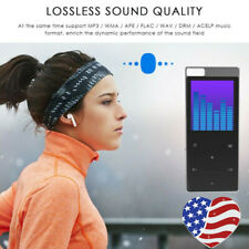 Portable MP3 Music Player Lossless Sound Support Micro SD(TF) Card US Shipping