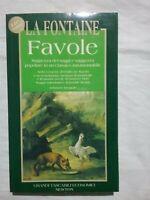 FAVOLE - LA FONTAINE - EDIZIONE INTEGRALE NEWTON