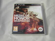 playstation 3 Medal of Honor : Warfighter   PS3