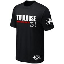T-Shirt TOULOUSE RUGBY SUPPORTER - Maillot ★★★★★★
