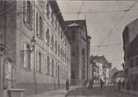 Lörrach - Kirche und Gymnasium - Markgräflerland - Schwarzwald - um 1920 - RAR