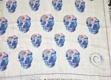 ALEXANDER McQUEEN jellysnake cráneo Pashmina Bufanda único designe Y Colores