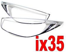 HYUNDAI ix35 Chrome phares tuning cadre-Accessoires