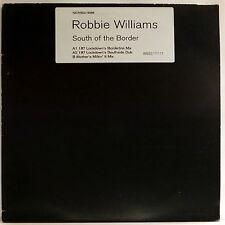 "Robbie Williams: South Of The Border | 187 Lockdown Borderline Mix U.K. 12"""