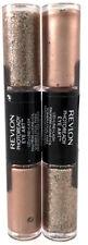 (2) Revlon Photoready Eye Art Lid + Line + Lash New & Sealed 100 - Topaz Twinkle