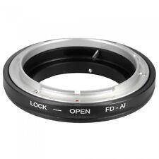 fd-ai Obiettivo Anello adattatore Canon FD a tutti Nikon AI Supporto fotocamera