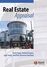 REAL ESTATE APPRAISAL - NEW PAPERBACK BOOK