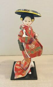 Japanese Lady Doll Figurine No11
