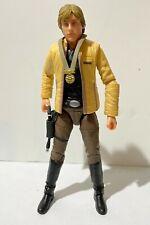 Star Wars Black Series luke skywalker Yavin Ceremony figure - loose, complete