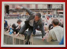 JAMES BOND - Quantum of Solace - Card #007 - Palio de Siena Horse Race
